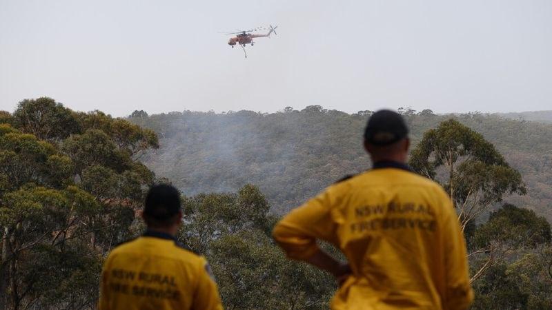 Мегапожарът в Австралия е под контрол