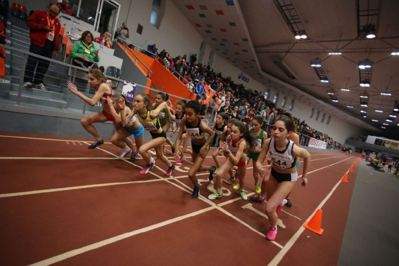 Талантлива атлетка на Ботев Пд е първата шампионка за годината