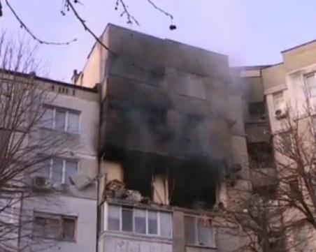 Две жени с опасност за живота след мощния взрив в блока във Варна