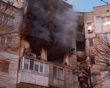Хората от взривения блок във Варна:Това е отмъщение