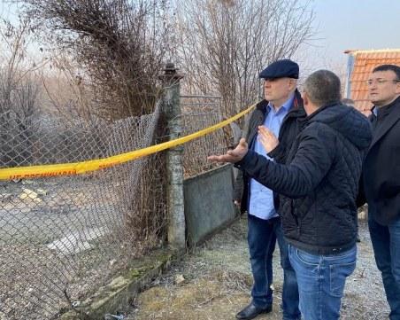Спецакцията в Галиче продължава! На място са Иван Гешев и Младен Маринов