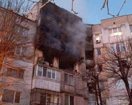 Жена е загинала при взрива във Варна, 7 души са в болница
