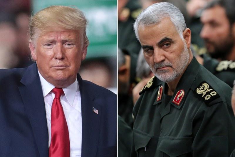 Иран: Ще съдим Тръмп, няма да го оставим на мира