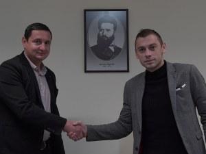 Ботев удължи договора на Балтанов, подписа с трима юноши