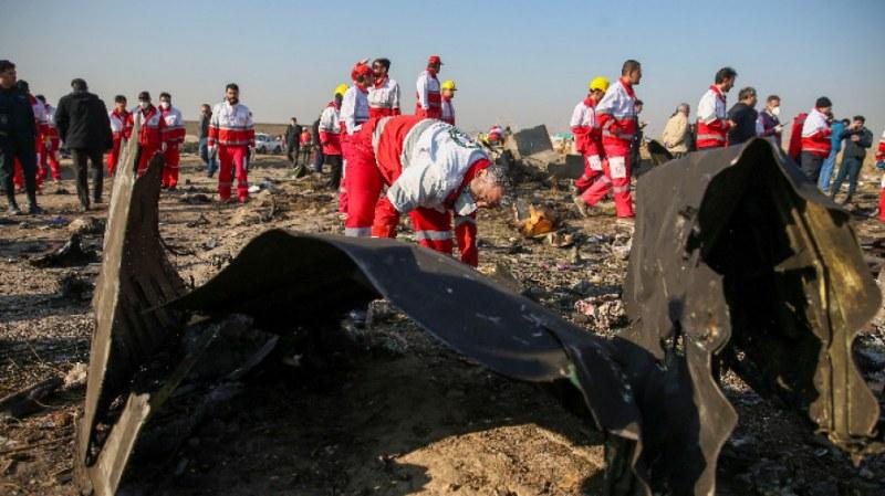 Иран: Виновните за сваления украински самолет са арестувани