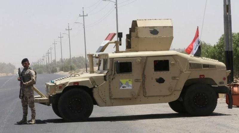Ракетна атака по американска база в Ирак