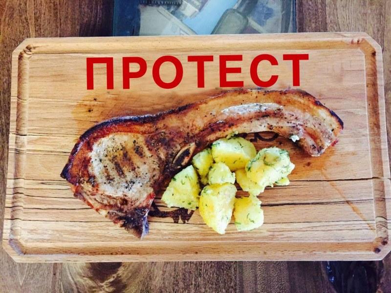 В ресторантите в Пловдив ще сервират върху подложки с надпис