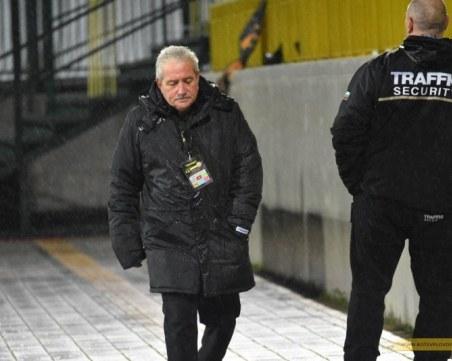 Ферарио: Няма да продаваме футболисти