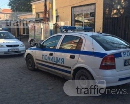 Осъждан мъж офейка от сградата на МВР в Разград, издирват го