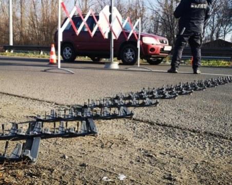 Полиция блокира всички изходи на Бургас