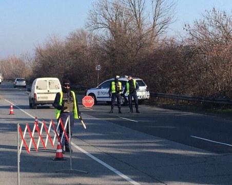 Трима са задържани при спец операцията на ГДБОП в Бургас