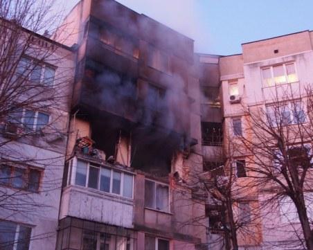 Влошило се е състоянието на пострадала при взрива във Варна