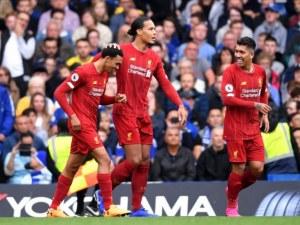 Петима от Ливърпул в идеалния отбор на Шампионската лига