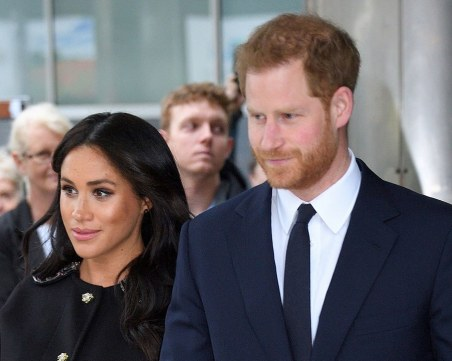 Последен кралски ангажимент за принц Хари