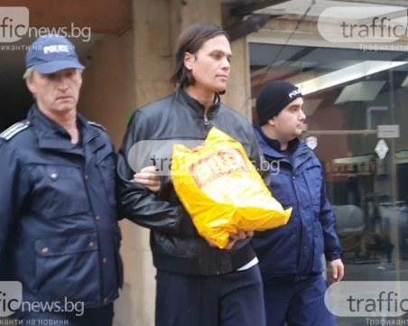 Второ обвинение за Валиумния изнасилвач, прокуратурата иска най-тежката мярка