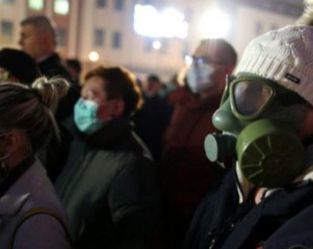 Смог мори Южна Европа - вълна от забрани и протести