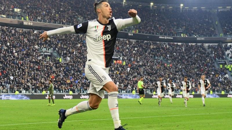 УЕФА променила идеалния отбор заради Роналдо
