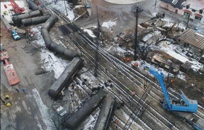 20 години затвор грозят виновните машинисти за взрива в Хитрино