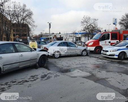 Жена е пострадала при катастрофата в Кючука, откарана е в болница