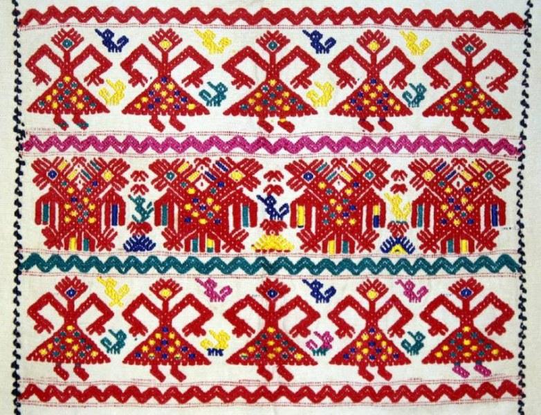 Български шевици в доколумбова Америка