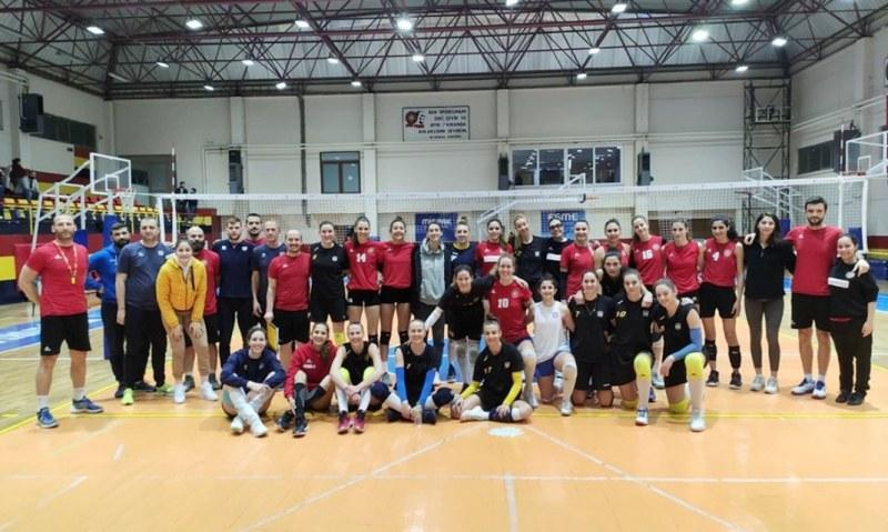 Марица загря за Динамо с победа над Йешилюрт в Истанбул