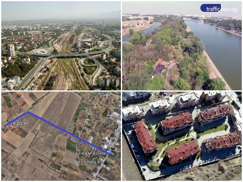 Ново ухо на новия надлез и разширение на булеварди – кои имоти ще купи Общината с 5,6 млн. лева?