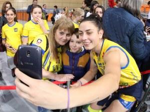 Марица отлага волейболния си празник със седмица