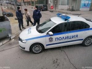 Патрулка катастрофира в Асеновград