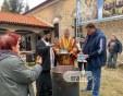 12 курбана за здраве осветиха в храма в Ново село