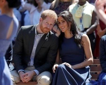 Официално: Принц Хари и Меган се разделят с кралските си титли
