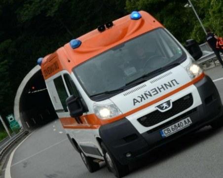 Работник в арматурен цех почина при инцидент в Сандански