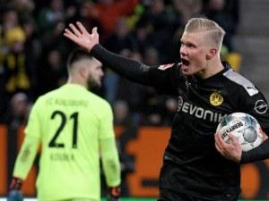 Норвежкото чудо с гръмотевичен дебют в Бундеслигата