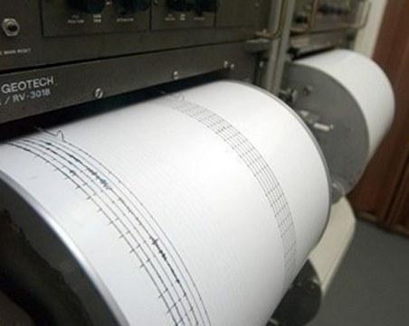 Две земетресения разлюляха Албания