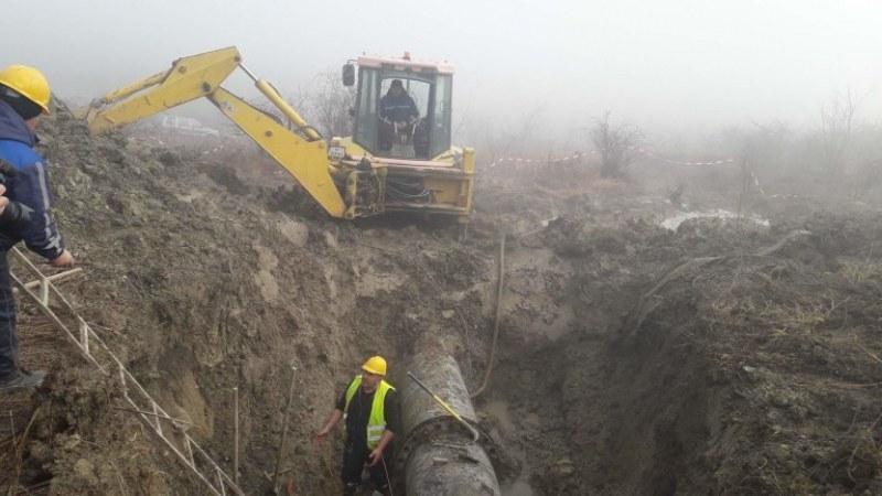 Още проблеми в Шумен! 10 нови теча на водопровода