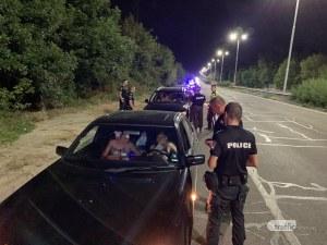 Мащабна акция в Пловдивско! Само за една нощ са проверени над 1700 души
