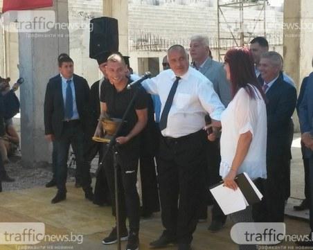 Бойко Борисов към бултрасите: Обещал съм ви Колежа, ще го построим