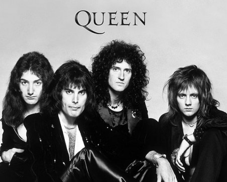 Отпечатаха Queen върху монета