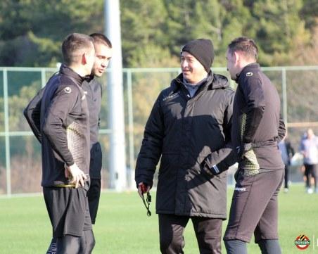 Трима пропуснаха тренировка на Ботев