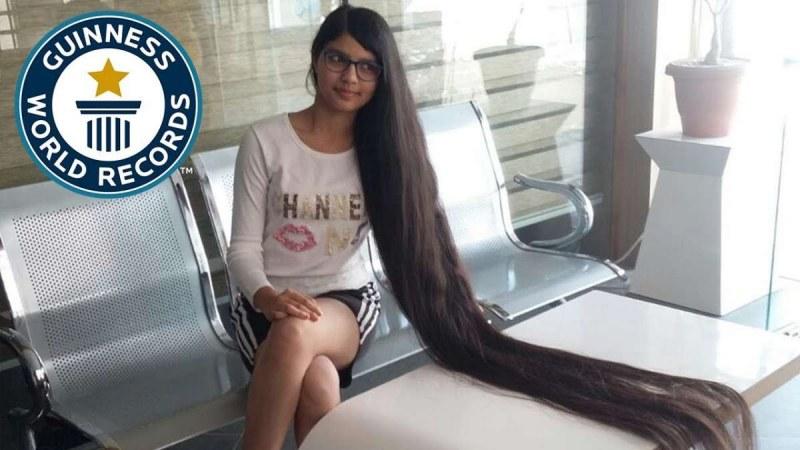 Индийската Рапунцел държи рекорда за най-дългата коса в света
