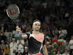 Григор Димитров отбеляза първа победа в Australian Open