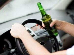 Хванаха 59-годишен с 3,05 промила алкохол