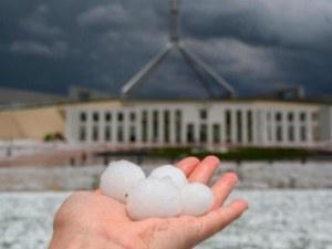 След опустошителните пожари: мощни градушки удариха Австралия