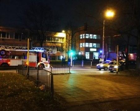 Изтичане на газ блокира част от София