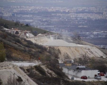 Отново глоба за кариерата в Белащица, въздухът бил отровен