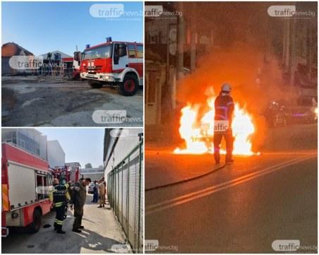 Плашеща статистика: Три пъти повече са загиналите при пожари в Пловдив само за година