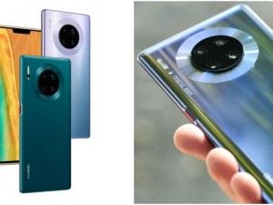 Въпреки ембаргото Huawei успя да постигне невероятни продажби с Р30 и серията Mate 20