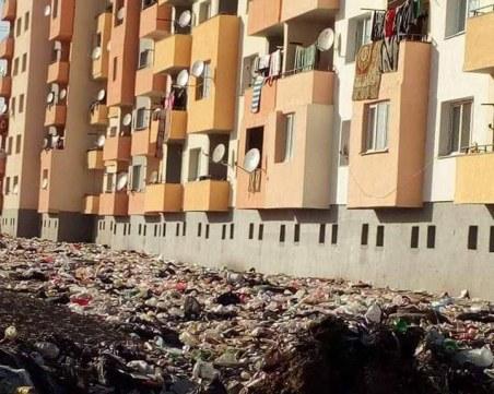 Полиция влезе в ромския квартал в Казанлък