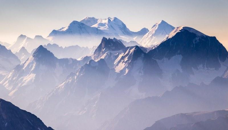 Кои са най-високите върхове в света?