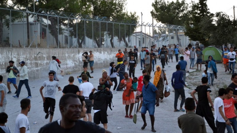 Няколко гръцки острова се вдигат на протест! Не искат мигранти