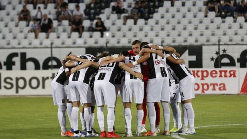Отборът на Локомотив тренира в Турция